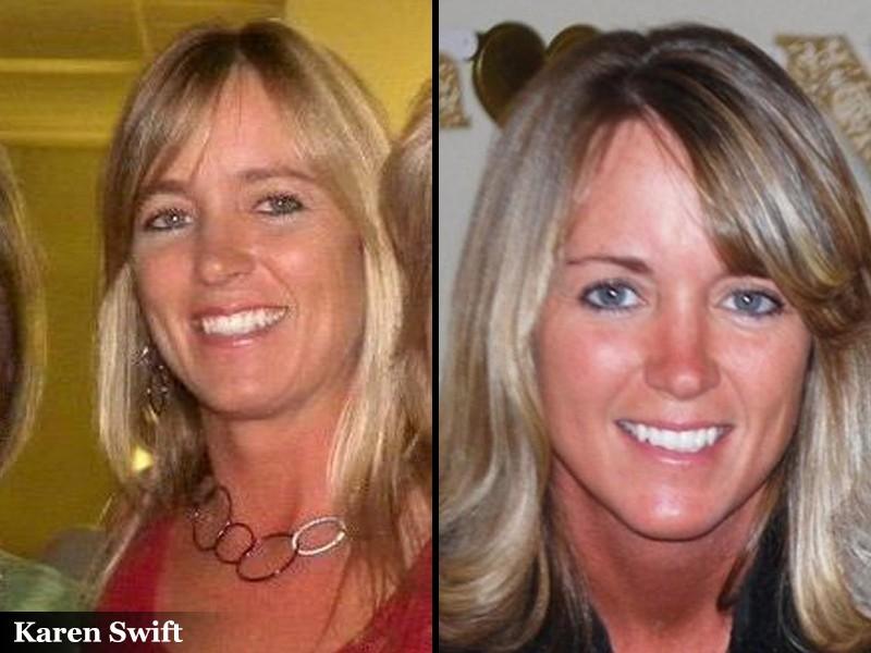 Karen Swift was killed in 2011 in Dyer County
