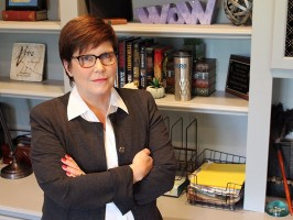 Private Investigator Sheila Wysocki