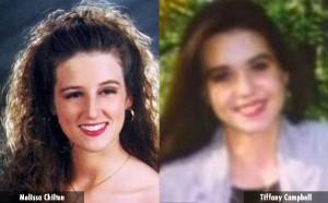 Tiffany Campbell and Melissa Dawn